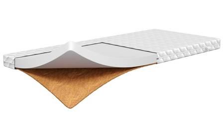 Materac piankowy z kokosem 80x184 BABY COCO MAX